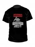Internal Bleeding T-Shirt Hammer of the Gods