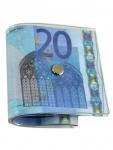 T?rstopper 20 Euro Schein