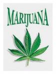3 Marijuana Postkarten
