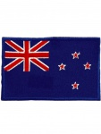 Aufnäher Neu Seeland Fahne