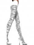 Strumpfhose Zebra