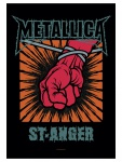Metallica Poster Fahne St.Anger