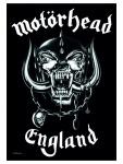 Motörhead Poster Fahne England