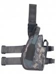 Tactical Pistolen Tiefziehholster rechts AT digital
