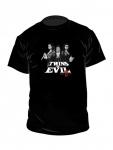 Hammer Horror T-Shirt Twins Of Evil