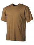 US Militär T-Shirt coyote
