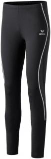 Erima Damen Winter Laufhose Trainingshose Sport Hose Training Legging