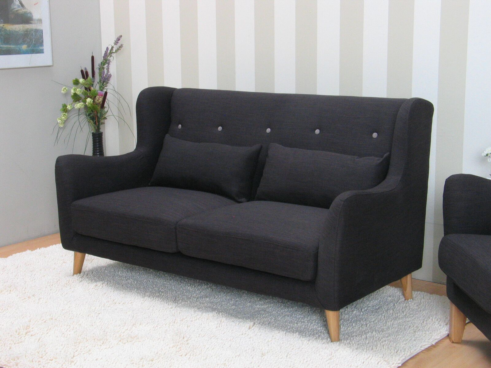 retro sofa grau turkis sofa saderhamn betrak til sovesofa isefall lys turkish sofas furniture. Black Bedroom Furniture Sets. Home Design Ideas