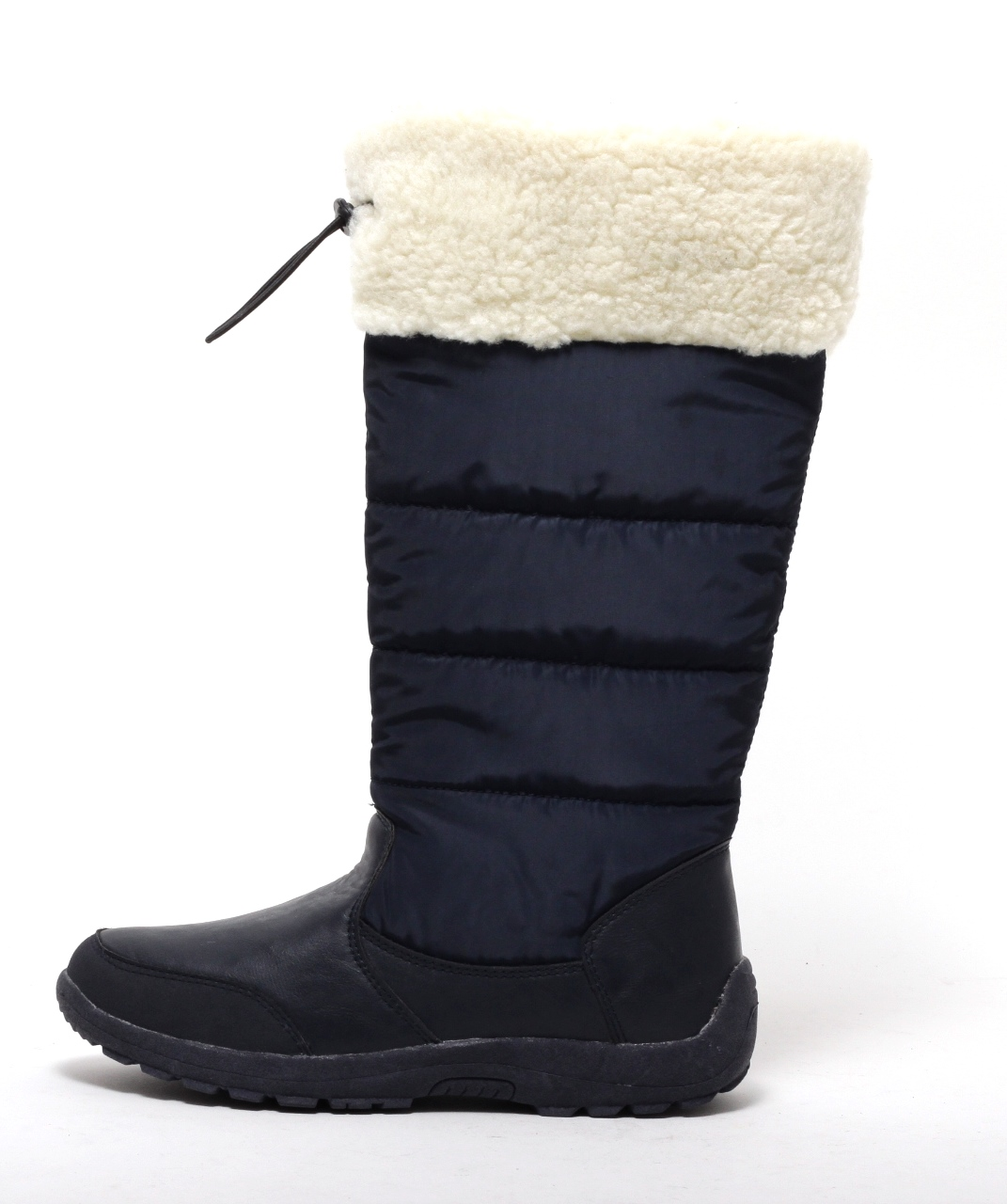 on sale 3e6b1 f0622 Damen Thermoboots Gr 38-41 warm gefüttert Outdoor Schnee Winterstiefel navy  blau