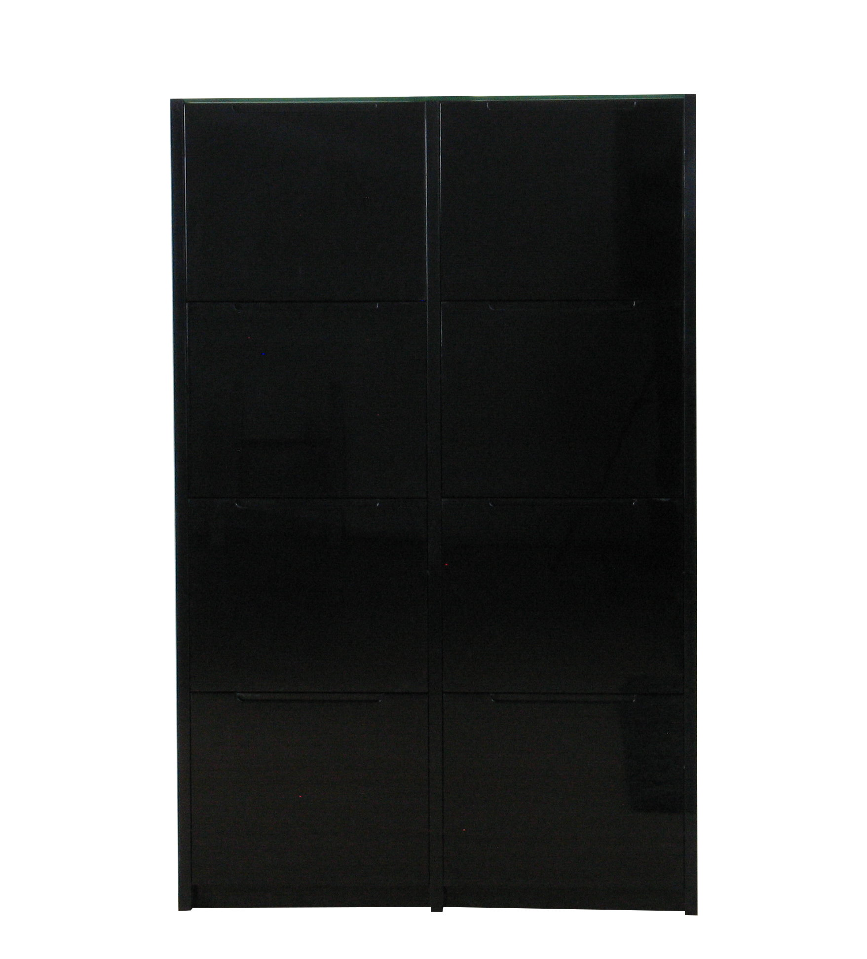 schuhschrank berlin schuhkipper schuhregal flur dielen schrank schwarz hochglanz kaufen bei. Black Bedroom Furniture Sets. Home Design Ideas