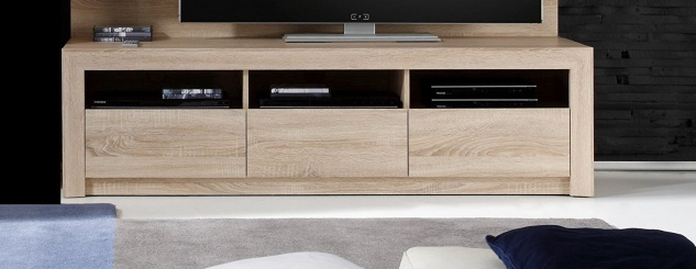 fernsehschrank tv schrank g nstig kaufen bei yatego. Black Bedroom Furniture Sets. Home Design Ideas