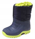 Kinder Schneestiefel Snowboot Duck Boot Winter Thermo Stiefel Outdoor blau