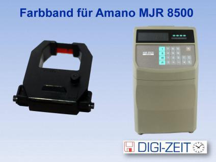 Farbband für AMANO Stempeluhr MJR 8500 - Vorschau 1