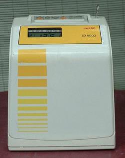 Farbband für AMANO Stempeluhr EX 5000
