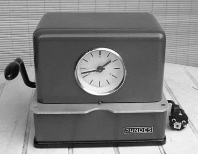 Farbband für Zeitstempler Jundes 35mm
