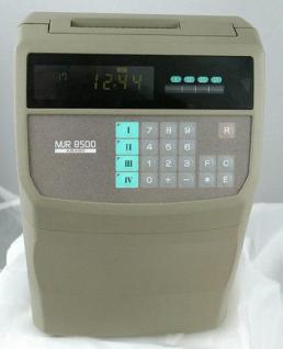 Farbband für AMANO Stempeluhr MJR 8500 - Vorschau 2