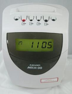 Farbband für AMANO Stempeluhr MRX 30 - Vorschau 2