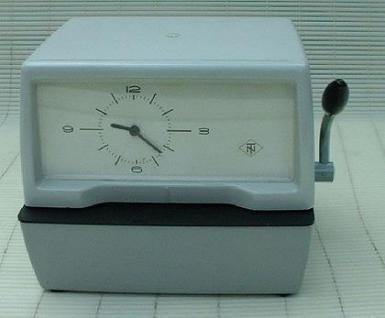 Zeitstempler Bosch Isgus TN Modell TR - Vorschau 2