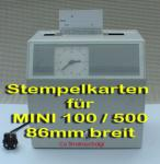 Stempelkarten für BOSCH ISGUS MINI 500