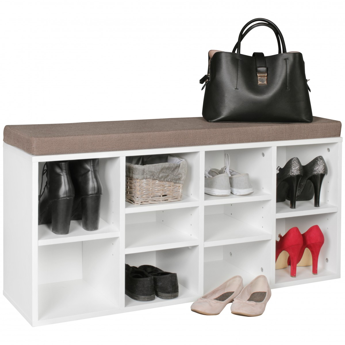 weie schuhbank fantastisch ikea kchenplatte with weie schuhbank beautiful multiforma ii with. Black Bedroom Furniture Sets. Home Design Ideas