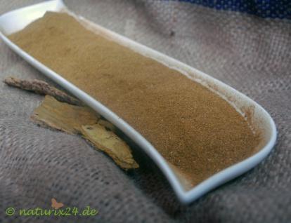 Naturix24 Berberitzenrinde gemahlen 1 kg