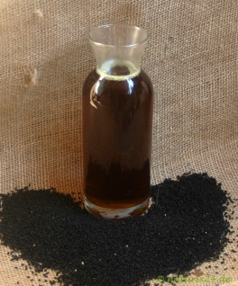 Naturix24 Schwarzkümmelöl ägyptisch kaltgepresst 250 ml