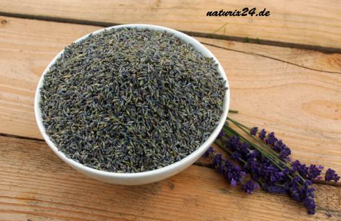 Naturix24 Lavendelblüten TOP-gereinigt ganz 50 g