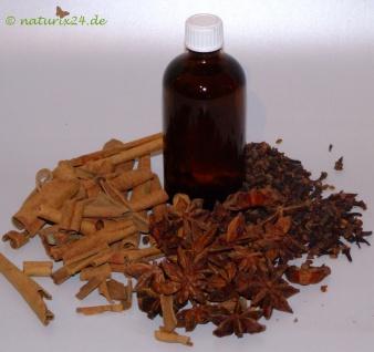 Naturix24 Parfümöl WEIHNACHT 100 ml