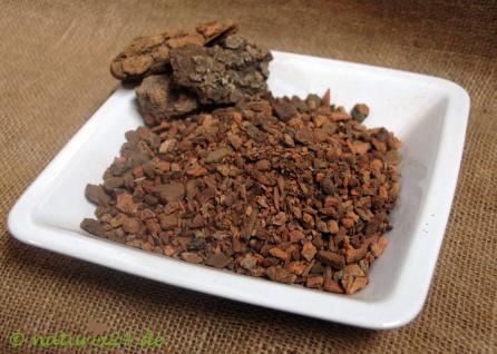 Naturix24 Quebrachorinde geschnitten 100 g