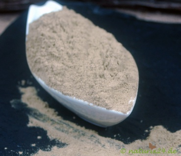 Naturix24 Weizengras gemahlen 50 g