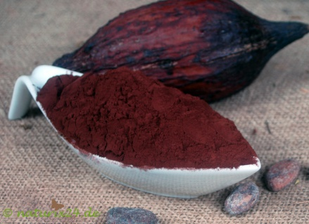 Naturix24 Kakaopulver 20-22 % Ölgehalt 50 g