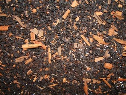 Naturix24 Schwarzer Tee ZIMT-VANILLE 1 kg