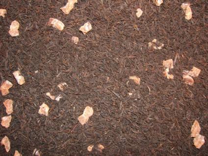 Naturix24 Schwarzer Tee PFIRSICH 100 g
