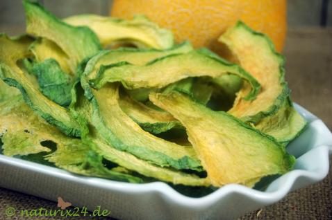 Naturix24 Melone in Scheiben grün 100 g