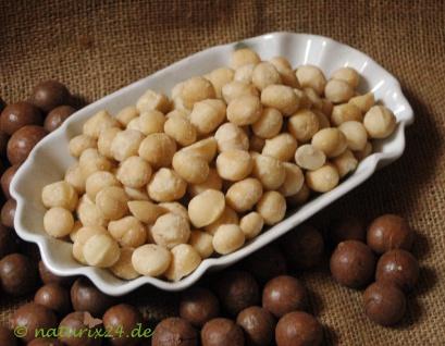 Naturix24 Macadamianüsse geschält geröstet 1 kg