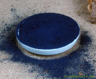 Naturix24 Indigo blau gemahlen 100 g