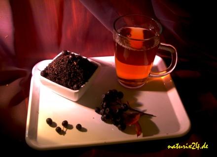 Naturix24 Schwarzer Tee Aronia 1 kg