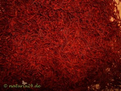 Naturix24 Safran Fäden ganz 1 g