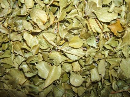 Naturix24 Bukkoblätter ganz 500 g