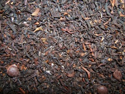 Naturix24 Schwarzer Tee RUM-SAHNE 100 g