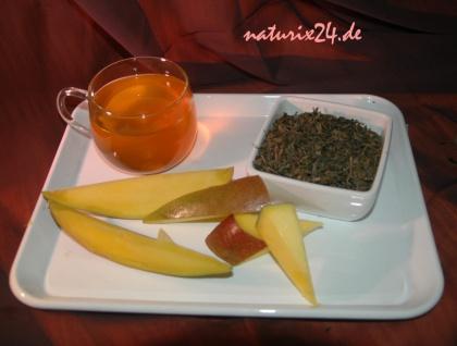 Naturix24 Grüner Tee Mango 1 kg