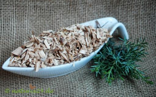 Naturix24 Wacholderholz geschnitten 1 kg