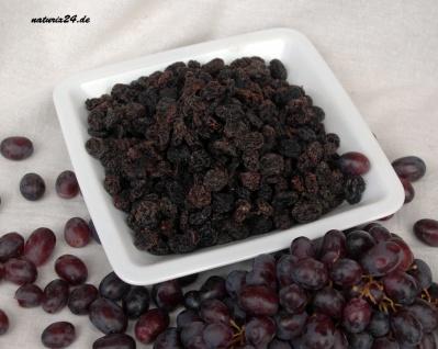 Naturix24 Weinbeeren dunkel getrocknet 1 kg