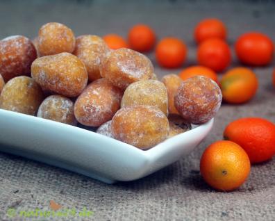 Naturix24 Kumquats ganz, gezuckert 100 g