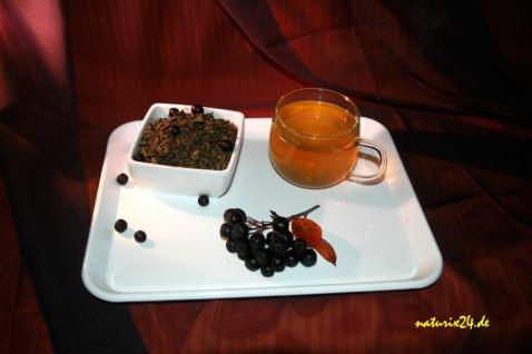 Naturix24 Grüner Tee Aronia 100 g