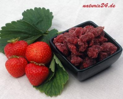 Naturix24 Erdbeeren gezuckert 100 g