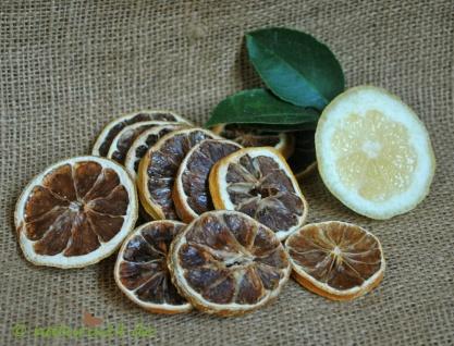 Naturix24 Zitronenscheiben getrocknet 50 g