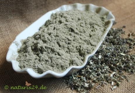 Naturix24 Beifuss, Beifusskraut gemahlen 50 g