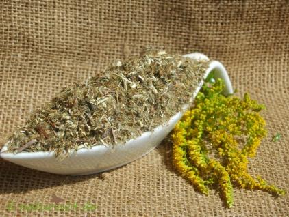 Naturix24 Goldrutenkraut geschnitten 1 kg