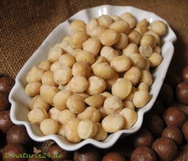 Naturix24 Macadamianüsse geschält roh 1 kg